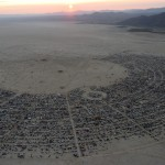 Burning Man 2009 Aerial Photos
